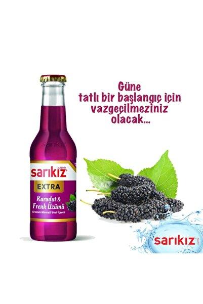 Sarıkız Karadut & Frenk Üzümü Soda 200 Ml (24)lü