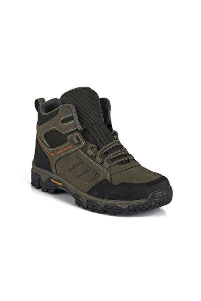 MUGGO Unisex Haki Outdoor Ayakkabı