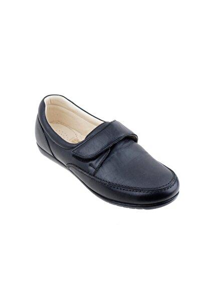 ATİKER 1245 Deri Ortopedi Diyabetik Bayan Ayakkabı