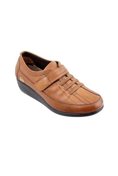 ATİKER 2101 Deri Ortopedi Bayan Ayakkabı