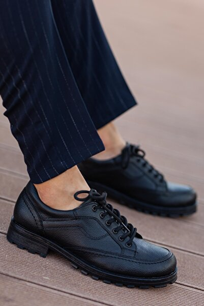 MUGGO Erkek Siyah Günlük Ayakkabı M1051