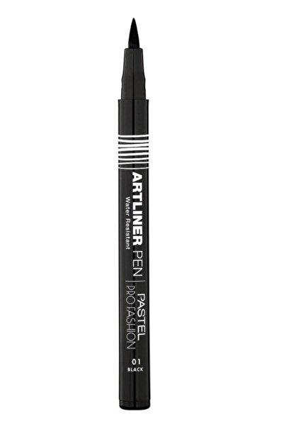 Pastel Siyah Kalem Eyeliner Profashion Artliner Pen No 01 Black