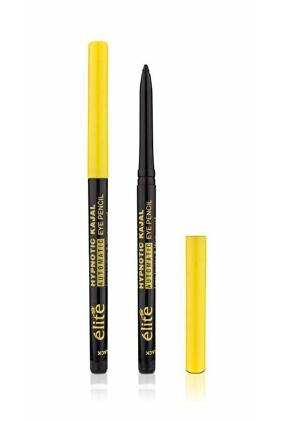 Elite Siyah Hypnotic Kajal Automatic Eye Pencil