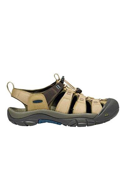 Keen Erkek Bej Spor Sandalet