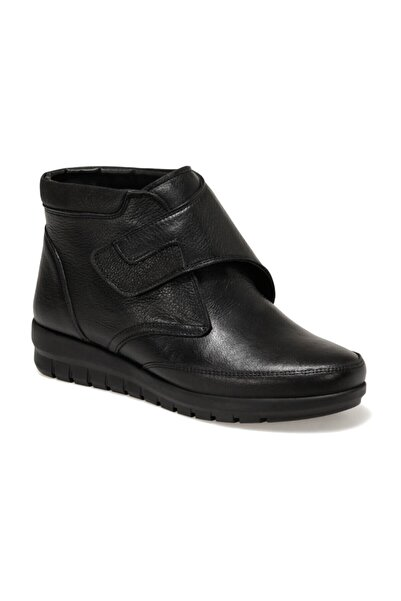 Polaris 5 Nokta 92.101054.z Siyah Kadın Comfort Ayakkabı