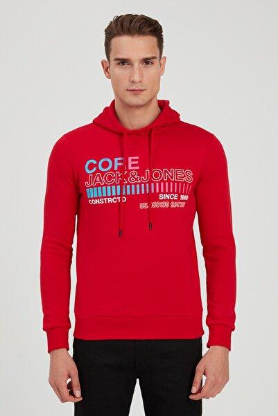Jack & Jones Kapüşonlu Sweatshirt JCOPONY 12191180