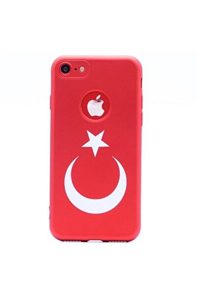Torex Iphone 6 Plus 6s Plus Türk Bayraklı Kılıf