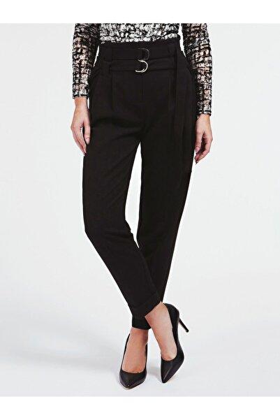 Guess Kadın Siyah Pantolon