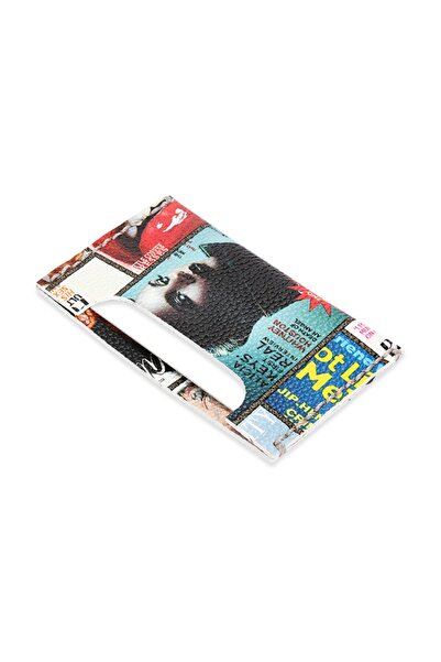 Chavin Handmade Suni Deri Erkek Kredi Kartlık Trp1752