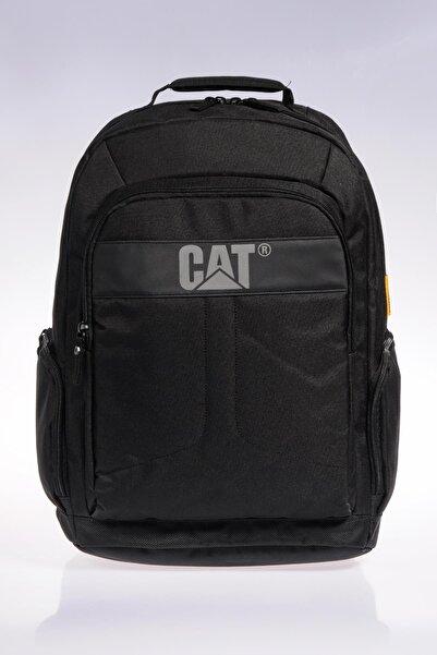 Cat Ct83515-01 Siyah Unısex Sırt Çantası