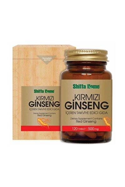 Aksu Vital Kırmızı Kore Ginseng 120 Tablet 500mg