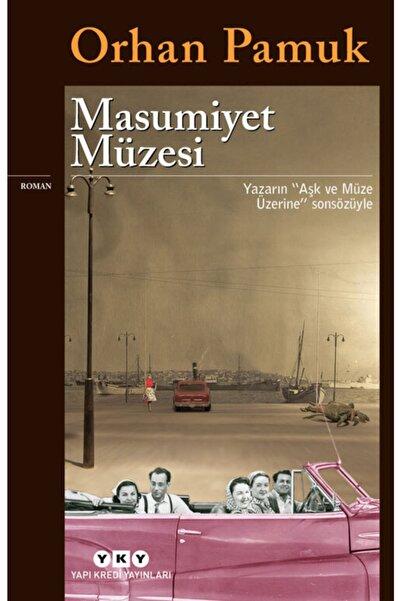 Yapı Kredi Yayınları -masumiyet Müzesi