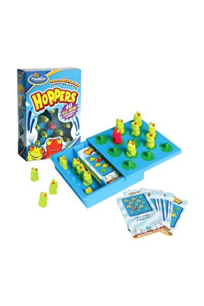 ThinkFun Haydi Zıplat 5+ (Hoppers) Kutu Oyunu