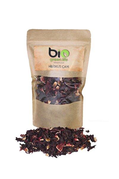 Biogreenlife Hibiskus Çayı, Bamya Çiçeği, Nar Çiçeği, Ekşi Çay 150gr.