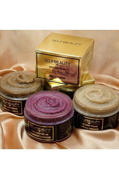 Selin Beauty 3lü Peeling Full Set