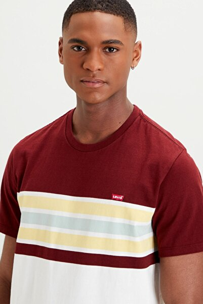 Levi's Erkek Çok Renkli T-shirt 56605-0050