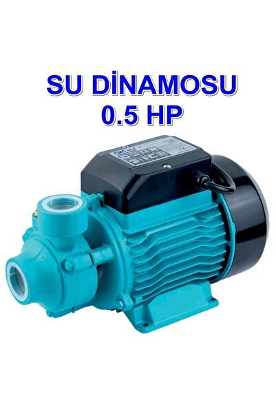 CMC Elektrikli Su Dinamosu Su Pompası Su Motoru 0.5 Hp
