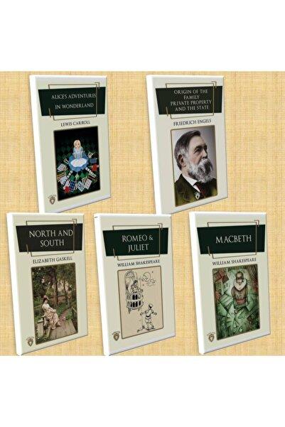 Dorlion Yayınları Ingilizce Roman 5 Kitap Set 7