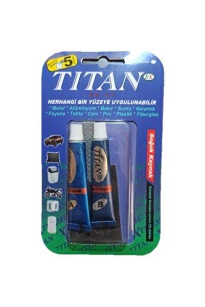 Titan Soğuk Kaynak Ultra Güçlü Yapıştırıcı