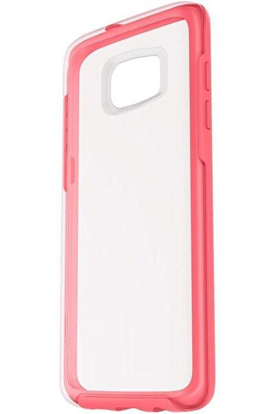 OTTERBOX Galaxy S7 Edge Symmetry Clear Kılıf - Pink Crystal