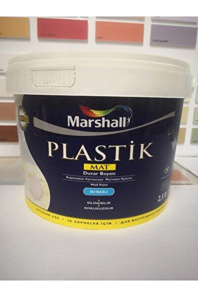Marshall Yaban Gülü Plastik Mat Iç Çephe Boyası 2,5 Litre