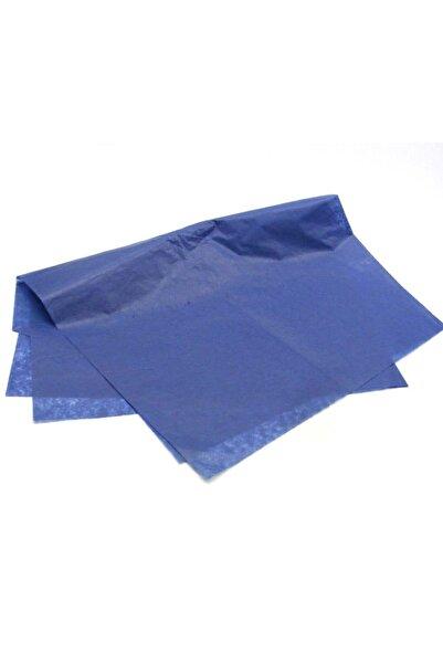 Gingko 18 Gr A4 Boy Mavi Renk Pelur Kağıdı 50 Li