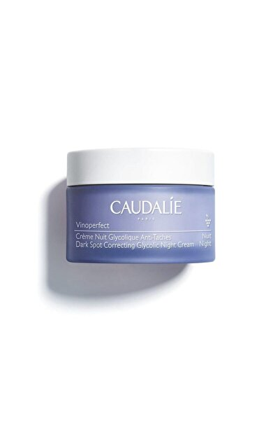 Caudalie Vinoperfect - Leke Karşıtı Glikolik Gece Bakım Kremi 50 ml