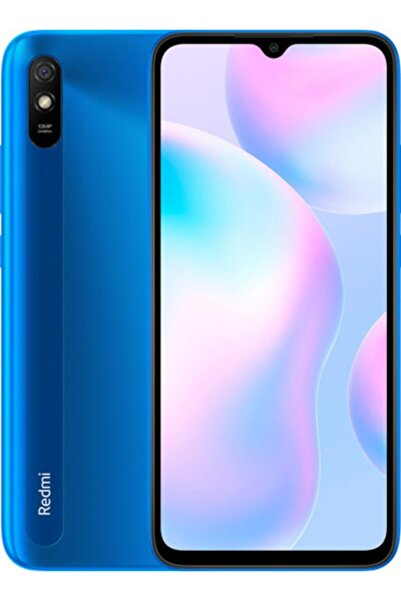 Xiaomi Redmi 9a 64gb Mavi Cep Telefonu (ithalatcı Türkiye Garantili)