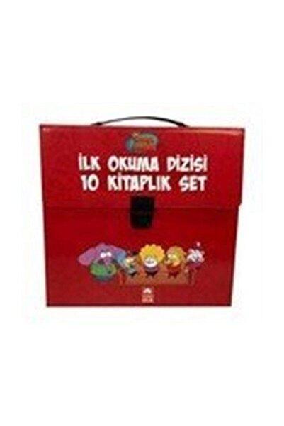 Eksik Parça Çocuk Kral Şakir Ilk Okuma Kitapları Çantalı Set (10 Kitap Takım) (kırmızı)