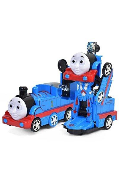 MERCANCO Çılgın Tomas Robot Tren