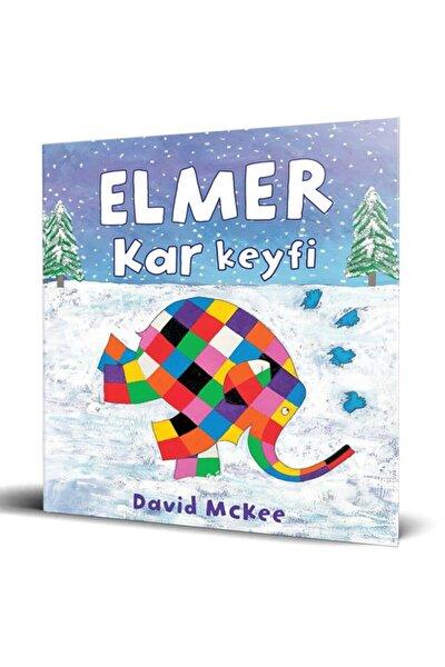 Mikado Yayınları Elmer Kar Keyfi