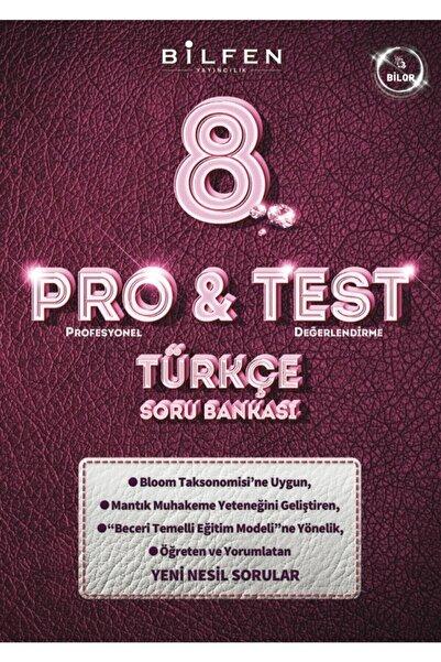 Bilfen Yayıncılık 8. Sınıf Protest Türkçe Soru Bankası