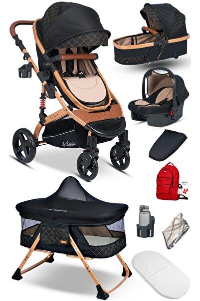 Baby Home 9 In 1 Set 946 Travel Sistem Bebek Arabası Ve Lulla-go Anne Yanı Bebek Sepeti Beşik