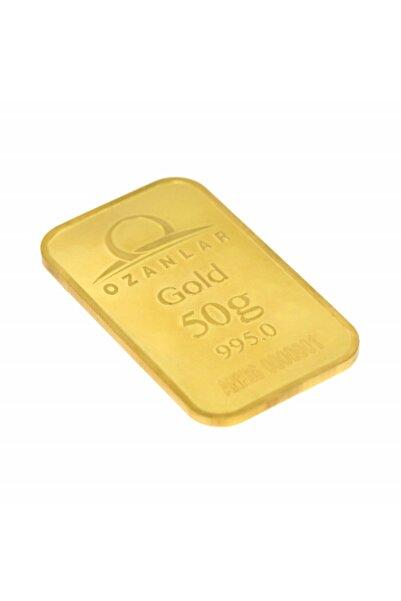 ozanlar gold 50 gr Ozanlar Külçe Altın
