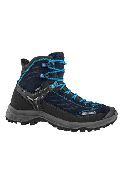 Salewa Hike Trainer Mid Gtx Kadın Ayakkabı Lacivert/mavi
