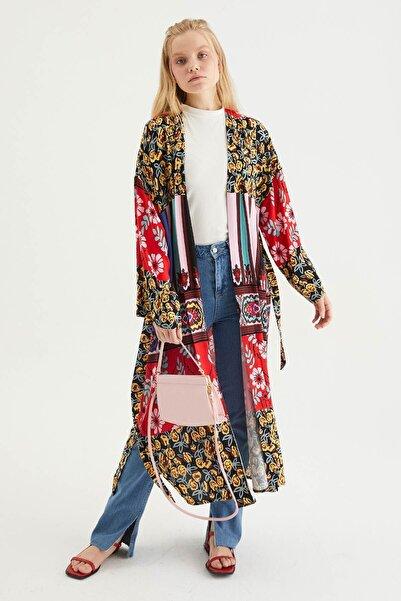 Hooopstore Ethos Kimono - Çok Renkli