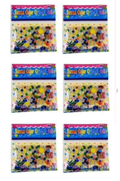 Merve Kırtasiye Suda Büyüyen Boncuklar Mini Paket Su Maymunu (6 Adet) 600