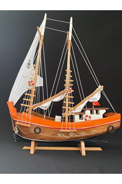 AYHAN KOTRA Karadeniz Taka Modeli Gemi Maketi