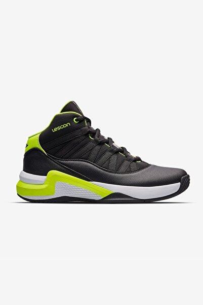 Lescon Siyah Kadın Basketbol Ayakkabısı