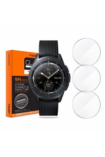 Spigen Galaxy Watch 42 Mm, Glass Tr. Slim Cam Ekran Koruyucu (3 Paket)