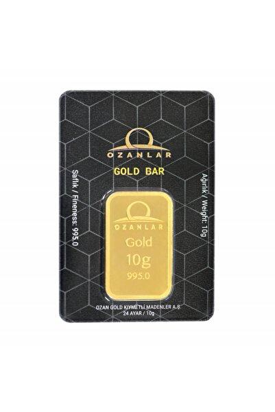 ozanlar gold 10 Gr Ozanlar Külçe Altın