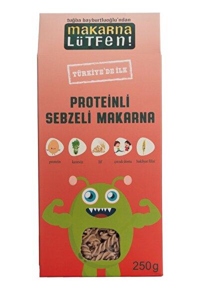 Makarna Lütfen Proteinli & Sebzeli Makarna