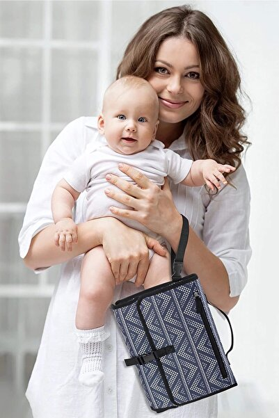 Lucky Day Alt Açma Örtüsü Fonksiyonel Bakım Çantası Bebek Alt Açma Minderi