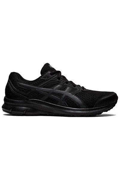 Asics Erkek Siyah Gri Koşu Ayakkabısı