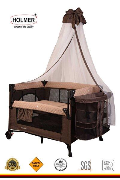 Holmer Maxi Comfort Coolstyle ( Anne Yanı-deluxe Kumaş ) Cibinlikli Oyun Parkı/anne Yanı 70x110cm
