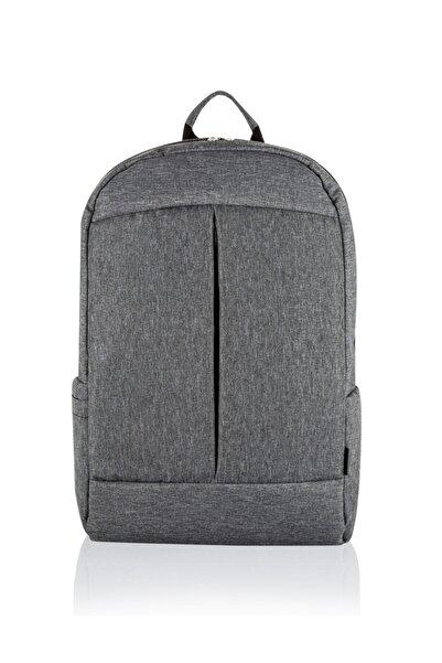 """RELIANCE 15,6""""-17,6"""" Gri Notebook Laptop Bilgisayar Sırt Çantası"""