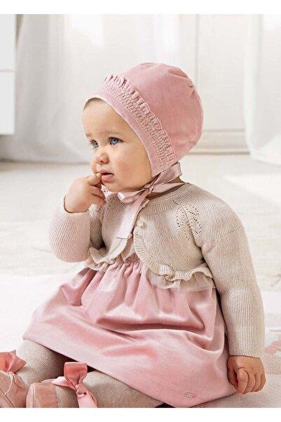 MAYORAL Kız Bebek Fırfır Detaylı Bolero