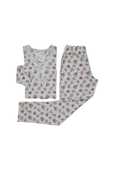 ANGELİNA Kadın Bambu Pijama Takımı