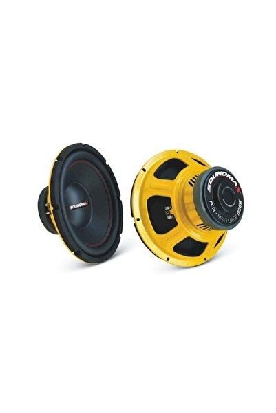 Soundmax Sx-fc12 Bass Subwoofer 30cm 1500w Oto Hoparlör Kabinli