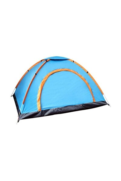 Gringo 3 Kişilik Kaliteli Kamp Çadırı 200x150x110 cm Çantalı Sineklik